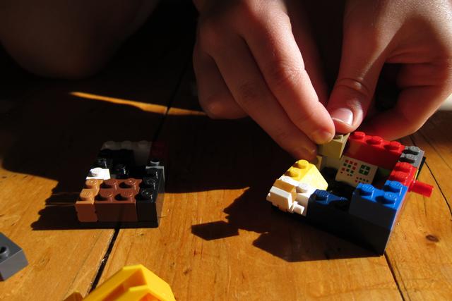 Mini-Legos