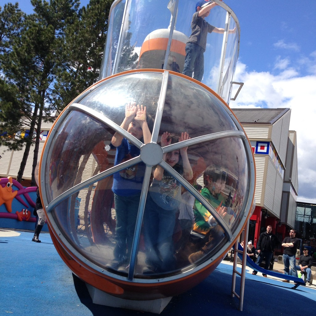 Submarine Playground