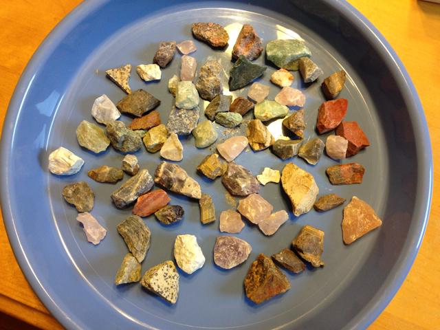 Xs dry rocks