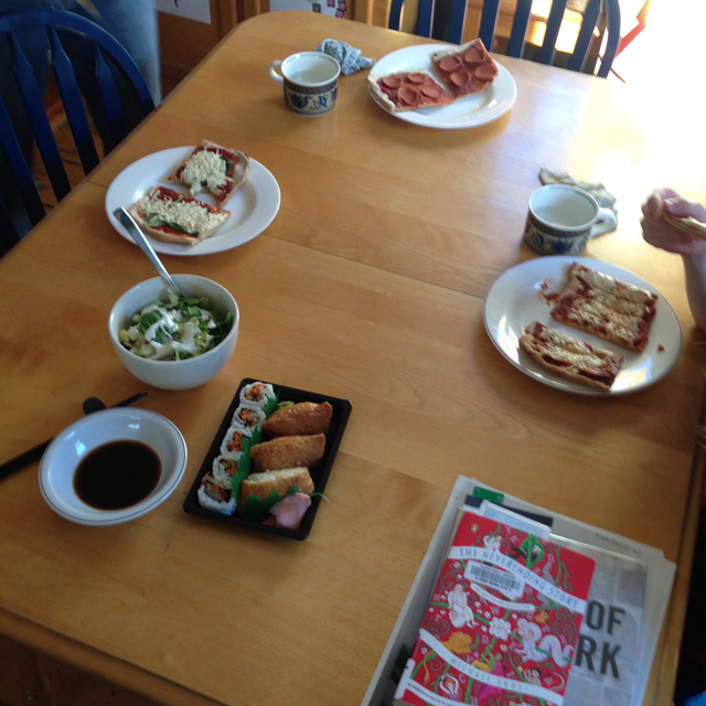 Bday-dinner