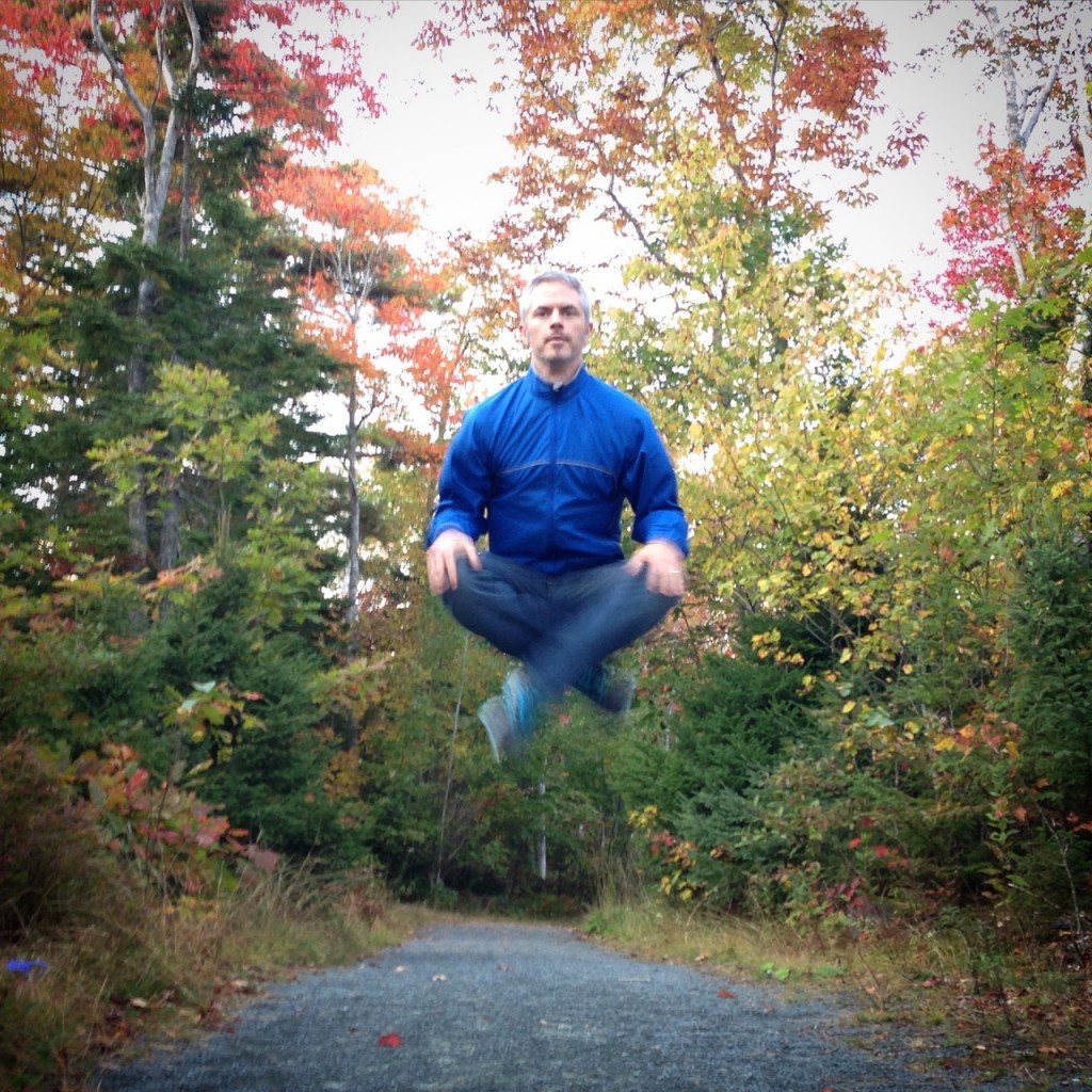 steve levitating