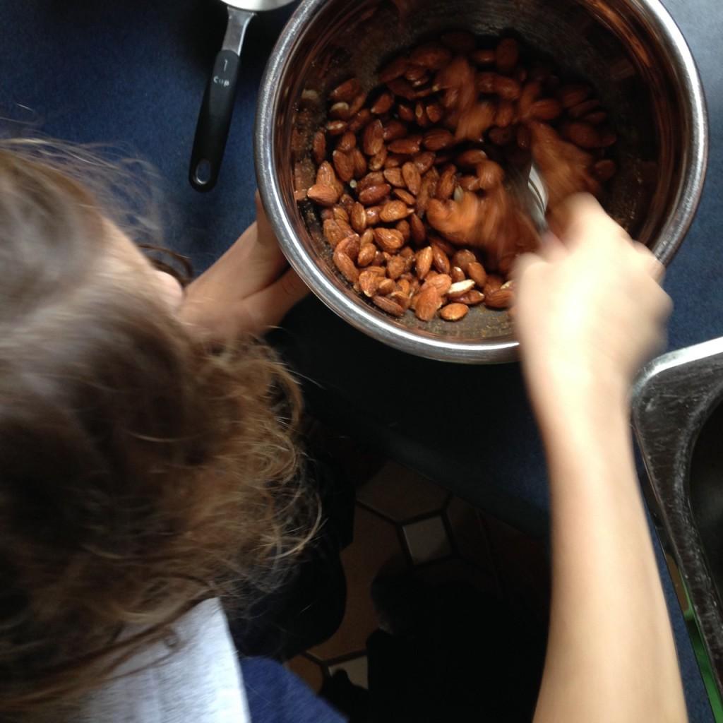 tamari almond prep