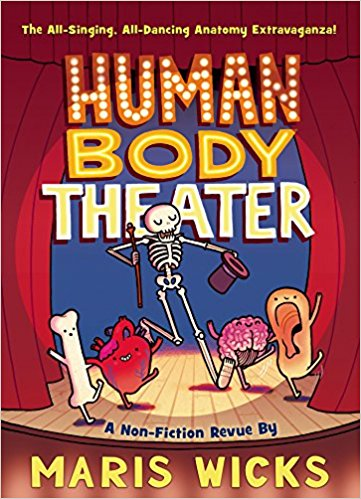 Human Body Theater book
