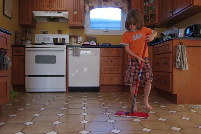 X-floor-wash